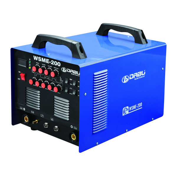 WSME TIG Welding Machine Superior TIG 250A AC/DC HF VRD With Pulse