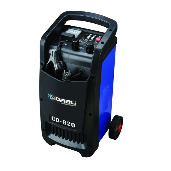 Heavy Duty Car Battery Charger & Starter CD-620