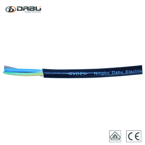H05RN8-F Rubber Flexible Cable