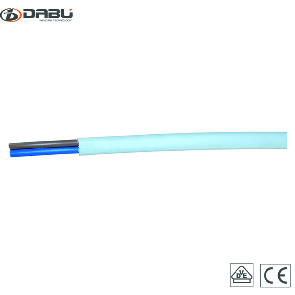 H05VVH2-F Two Core PVC Flexible Cable