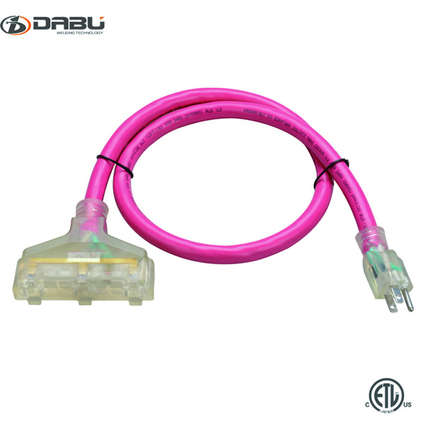 ETL Standard Extension Cord Sets DB41A+DB52