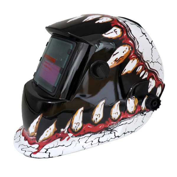 Custom Decal Auto Dark Welding Helmets